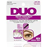 Duo Quick-Set Dark False Strip Lash Adhesive, Dries Dark 0.18 oz