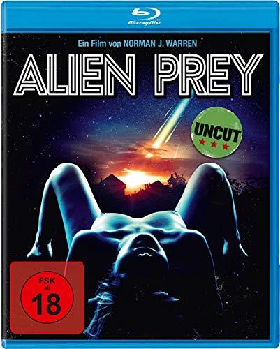 Alien Prey - Uncut Fassung (in HD neu abgetastet) [Blu-ray]