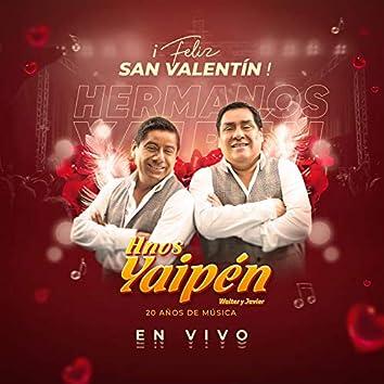 ¡Feliz San Valentín! (En Vivo)