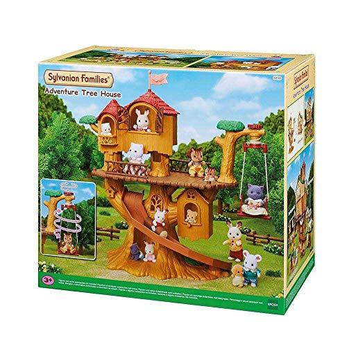 Sylvanian Families Adventure Tree House (5450)