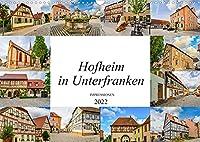 Hofheim in Unterfranken Impressionen (Wandkalender 2022 DIN A3 quer): Zwoelf wunderschoene Bilder von Hofheim in Unterfranken (Monatskalender, 14 Seiten )