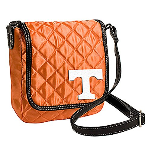 Littlearth Tennessee Volunteers NCAA Quilted Purse Handbag