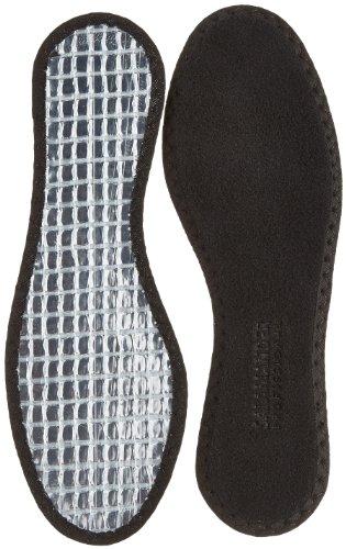 Salamander Professional Alu Fleece Einlegesohlen, Schwarz (schwarz 000), 40 EU