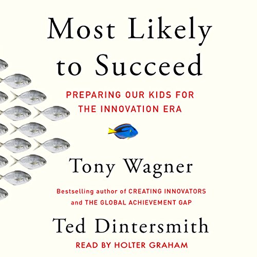 Most Likely to Succeed audiobook cover art