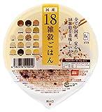 アイズ 国産18雑穀ごはん 160g×18食セット