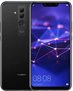 "Huawei Mate 20 Lite SNE-LX3 64GB (Factory Unlocked) 6.3"" FHD (International Version) (Black)"