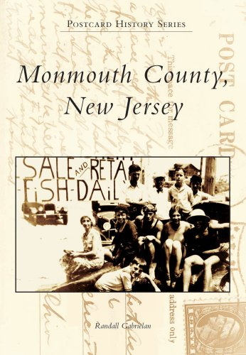 Monmouth County, New Jersey (Postcard History)