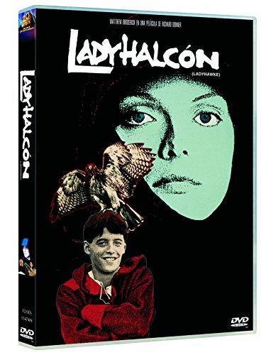 Lady Halcon DVD