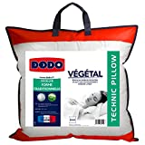 Do Wrap Performance Headwear Dodo Dodo Vegetal 60 x 60 - Almohada estándar, Color Blanco