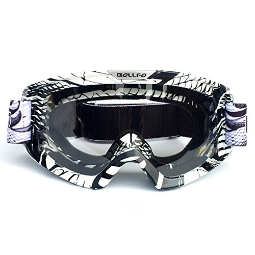 Motorcycle Riding Goggles Ski Snowboard Glasses Motorcross Off-Road Dirt Bike Downhill Enduro Dustproof Half Face Mask Goggles