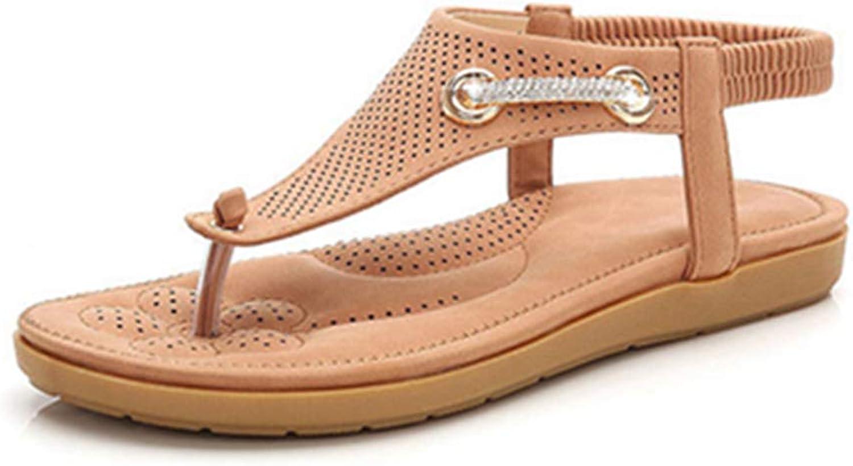 Owen Moll Women Classic Sandals Flip-Flop Soft Comfortable Female Casual Summer Flats shoes