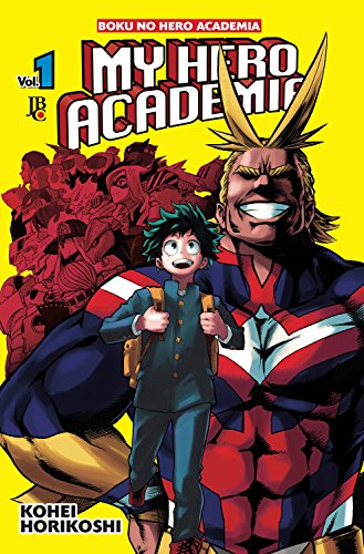 My Hero Academia vol. 01