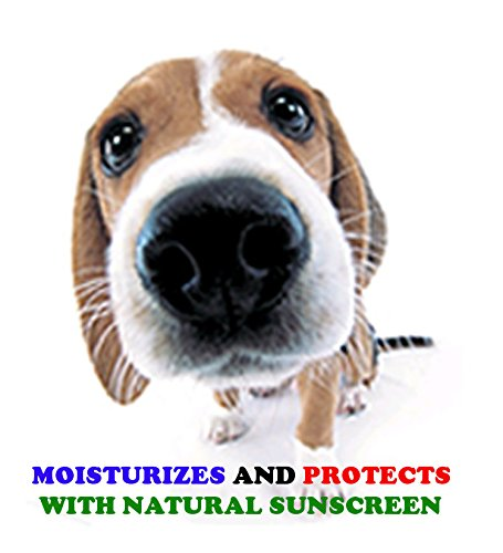 Handy Hound SnoutScreen | Nose Balm | Moisturizing All Natural Pet Balm and Sunscreen Heals Dry, Chapped, Cracked, and Crusty Dog Snout and Protects from Sun and Discourages Insects, 2 oz