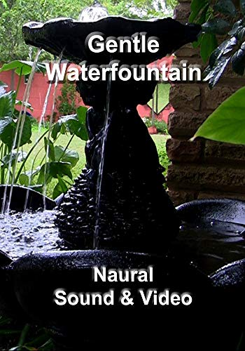 Gentle Water Fountain Sounds