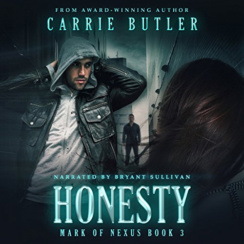 Honesty audiobook cover art