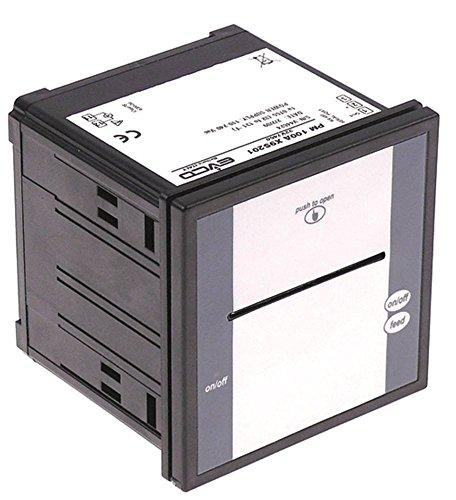 Every SmartControl Dimensions d'encastrement Imprimante 90x 90mm Co pm100ax9s201