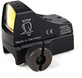 【DOCTERタイプレプリカ】コンパクト ドットサイト ドクター 小型ドットサイト 自動調光 ミニドットサイト (ブラック)