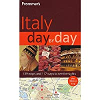 Frommer'S Italy Day By Day, 1St Edition(ISBN=9780470432105) 英文原版