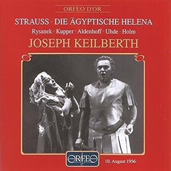 R. Strauss: Die ägyptische Helena, Op. 75 (Live)