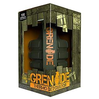Grenade Thermo Detonator Weight Management Supplement, Tub of 100 Capsules (B0037R7X8U)   Amazon price tracker / tracking, Amazon price history charts, Amazon price watches, Amazon price drop alerts