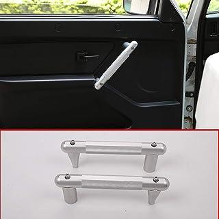 Paint, Body & Trim Body KIMISS 2pcs Door Handle,Aluminum Alloy Car Inside Door Handle for LADA NIVA