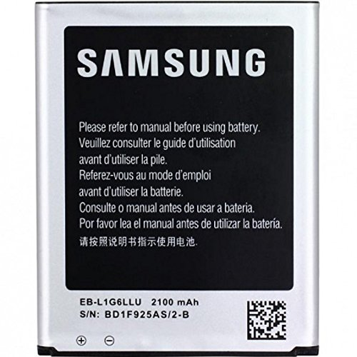 Batteria EB-L1G6LLU 2100mAh per Samsung GT-I9301Galaxy S3GT-i9300GT-i9305