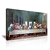 La última cena Religión Jesús Christian pared Art Deco–caja...