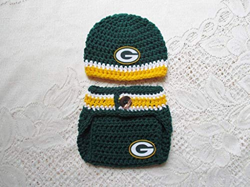 crochet football hat - 5