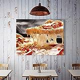 danyangshop Pizza Shop Drucke Und Poster Pizza Mit Fleisch