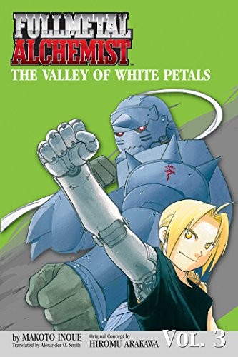 Fullmetal Alchemist: The Valley of the White Petals (Osi), 3: The Valley of White Petals