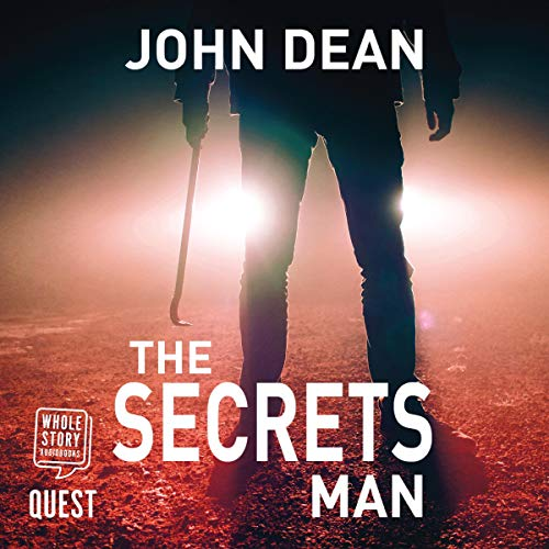 Couverture de The Secrets Man