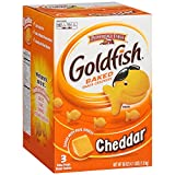 Pepperidge Farm Goldfish, Cheddar, 58-ounce box