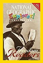 Explorer Books (Pathfinder Social Studies: U.S. History): Freedom Readers (Reach for Reading) 1st edition by National Geographic Learning, Lesaux, Nonie K, Thompson, Syl (2006) Paperback