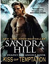 [ Kiss of Temptation (CD) (Deadly Angels #3) by Hill, Sandra ( Author ) Oct-2014 Compact Disc ]