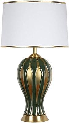 Lámpara de mesa de cerámica de estilo minimalista moderno de lujo ...
