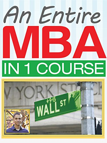 PREVIEW from 'An Entire MBA in 1 Course by Award Winning MBA Professor, Venture Capitalist & Author' [OV]