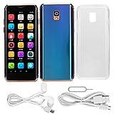 Ginyia Smart Phone per Studenti, Telefono Cellulare per Bambini, Ultrasottile con Touchscreen Dotato...