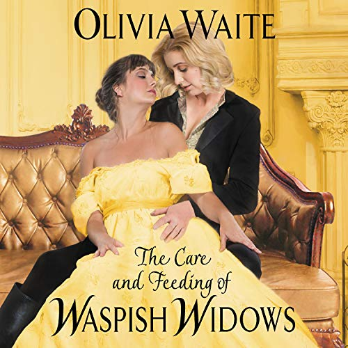 The Care and Feeding of Waspish Widows audiobook cover art