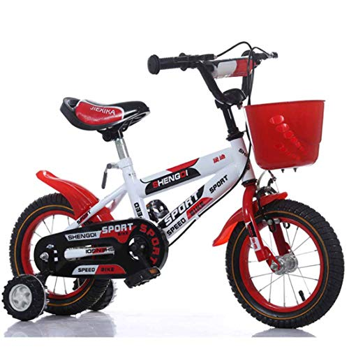MUYU Kids Bike voor Meisjes & Jongens Training Wielen voor 12(14 16) inch Bike