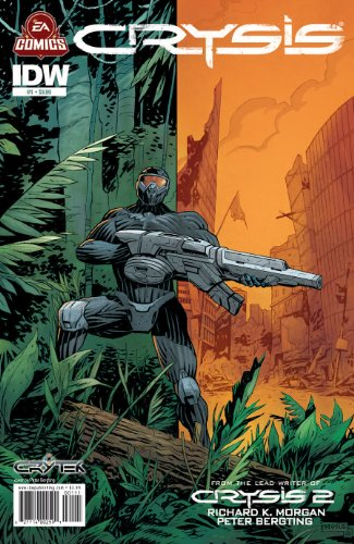 Crysis Issue 1