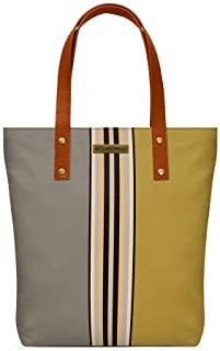 DailyObjects Women's Olive and Mustard Classic Tote Bag