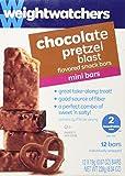 Weight Watchers Chocolate Pretzel Blast Mini Bar PointsPlus