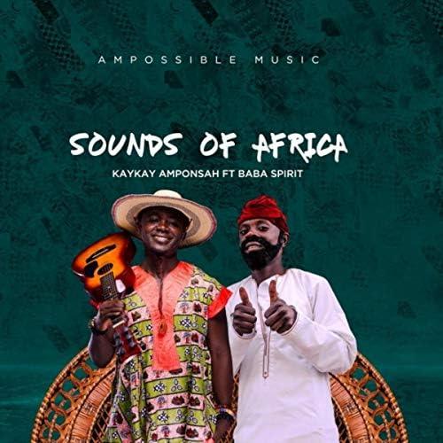 Kaykay Amponsah feat. Baba Spirit