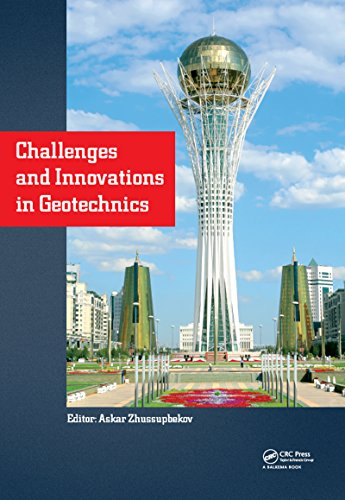 Challenges and Innovations in Geotechnics: Proceedings of the 8th Asian Young Geotechnical Engineers