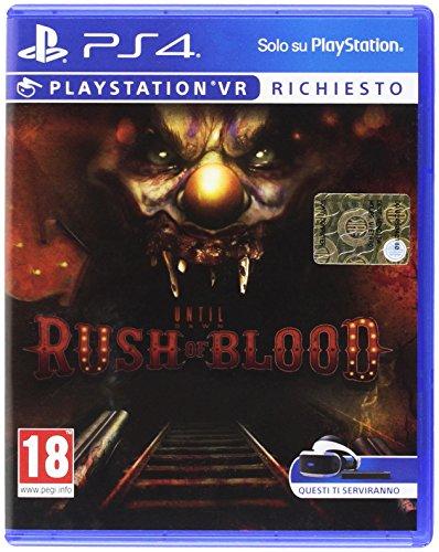 Until Dawn: Rush of Blood [PlayStation VR ready] - PlayStation 4