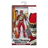 Power Rangers- PRG DC Ranger Rojo, Multicolor (Hasbro E5932ES1)