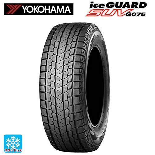 スタッドレスタイヤ 235/55R18 100Q ヨコハマ アイスガード SUV G075 iceGUARD SUV G075