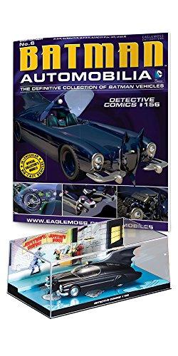 Batmóvel. Detective Comics