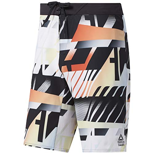 Reebok Herren Cf Epic Cordlock Short-AMRAP Kurze Hose, Vivid Orange, 38