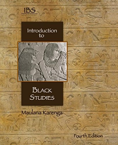 Introduction to Black Studies, 4th Edition